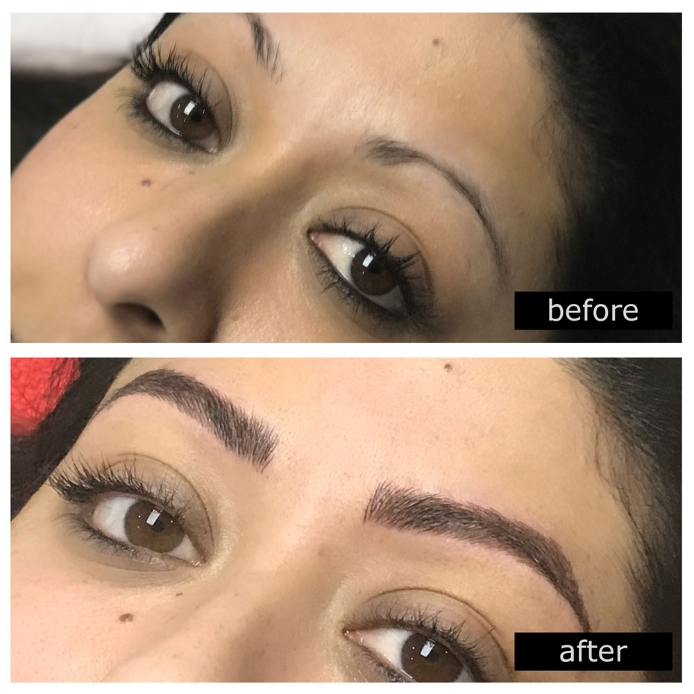 Eyebrow Microblading in Birmingham & Solihull - Eyebrow Tattoos