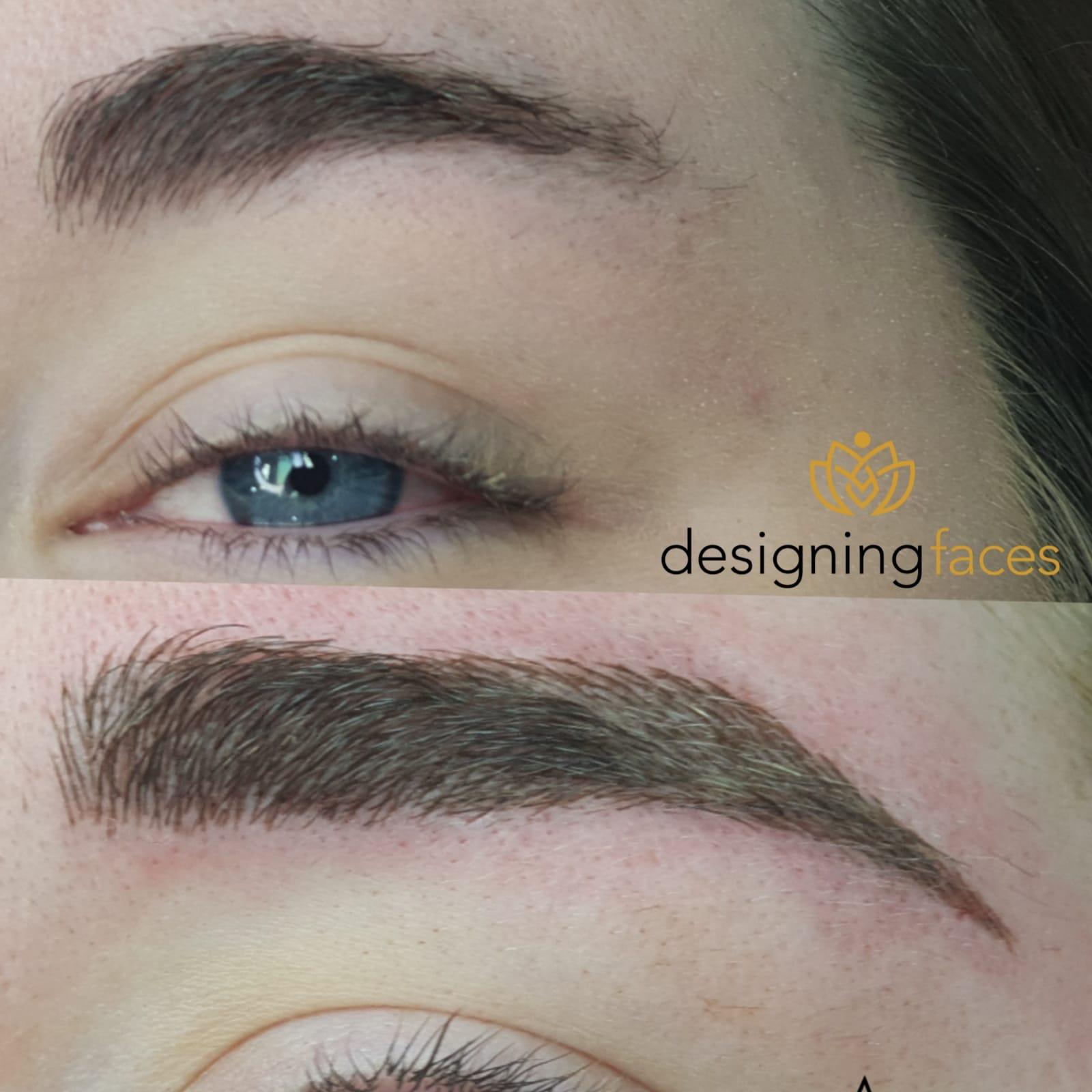 Eyebrow Microblading In Birmingham Solihull Eyebrow Tattoos